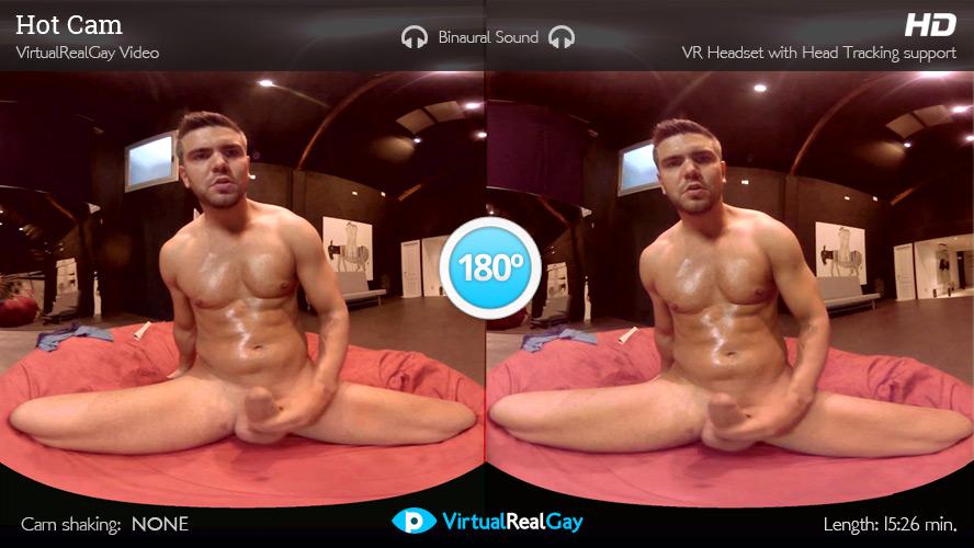 cam chaude VirtualRealGay